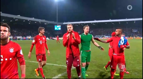 Manuel Neuer – Bochum v Bayern 16