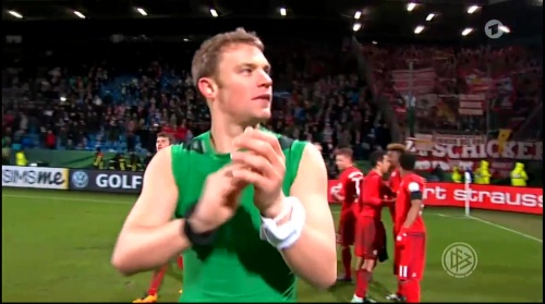 Manuel Neuer – Bochum v Bayern 19