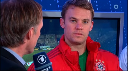 Manuel Neuer – Bochum v Bayern 26
