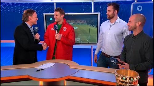 Manuel Neuer – Bochum v Bayern 30