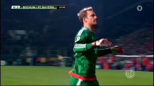 Manuel Neuer – Bochum v Bayern 5