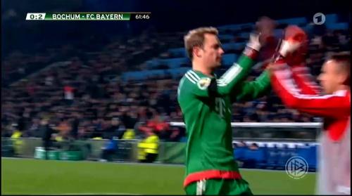 Manuel Neuer – Bochum v Bayern 6