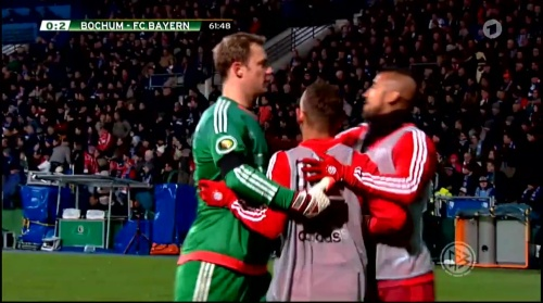 Manuel Neuer – Bochum v Bayern 8