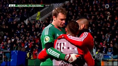 Manuel Neuer – Bochum v Bayern 9