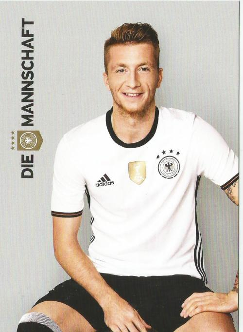 Marco Reus – die Mannschaft 2016 card 1