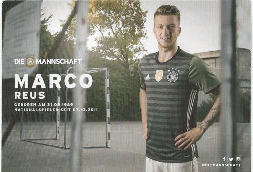 Marco Reus – die Mannschaft 2016 card 2