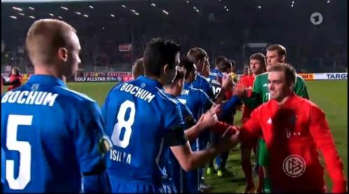 Philipp Lahm – Bochum v Bayern 1