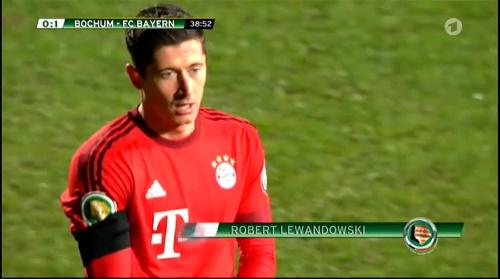 Robert Lewandowski – Bochum v Bayern 1