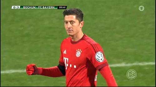 Robert Lewandowski – Bochum v Bayern 2