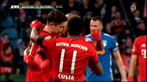 Robert Lewandowski – Bochum v Bayern 3