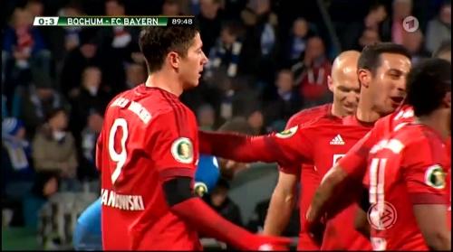 Robert Lewandowski – Bochum v Bayern 4