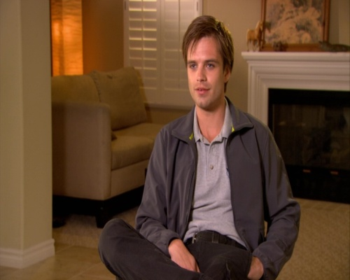 Sebastian Stan - The Apparition interview 1