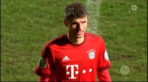 Thomas Müller – Bochum v Bayern 1
