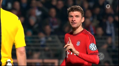 Thomas Müller – Bochum v Bayern 2