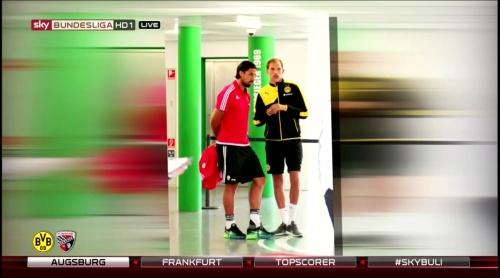 Thomas Tuchel - pre-match show - Borussia Dortmund v Ingolstadt 10