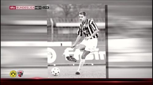 Thomas Tuchel - pre-match show - Borussia Dortmund v Ingolstadt 2