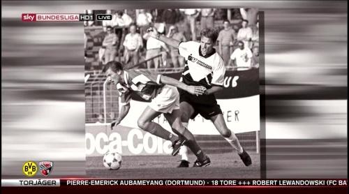 Thomas Tuchel - pre-match show - Borussia Dortmund v Ingolstadt 3