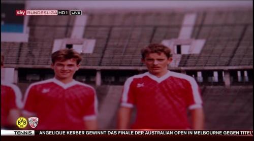 Thomas Tuchel - pre-match show - Borussia Dortmund v Ingolstadt 7