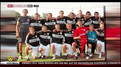 Thomas Tuchel - pre-match show - Borussia Dortmund v Ingolstadt 9
