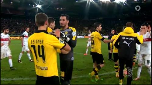 Thomas Tuchel - Stuttgart v Dortmund - DFB Pokal 10
