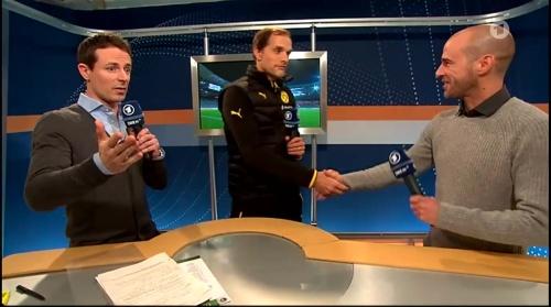 Thomas Tuchel - Stuttgart v Dortmund - DFB Pokal 14