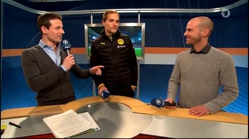 Thomas Tuchel - Stuttgart v Dortmund - DFB Pokal 15