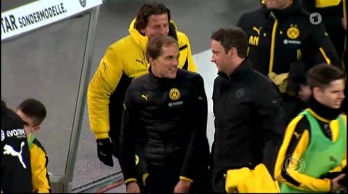 Thomas Tuchel - Stuttgart v Dortmund - DFB Pokal 9