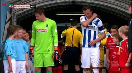 Alexander Schwolow – Karlsruher SC v SC Freiburg 2