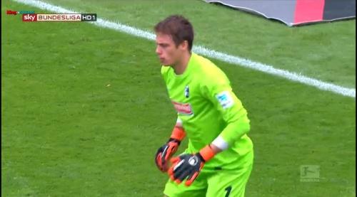 Alexander Schwolow – Karlsruher SC v SC Freiburg 3