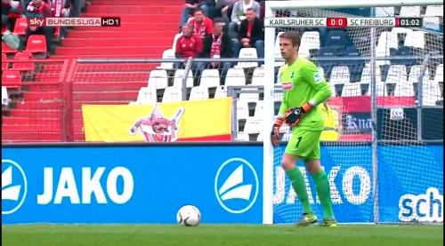 Alexander Schwolow – Karlsruher SC v SC Freiburg 4