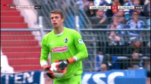 Alexander Schwolow – Karlsruher SC v SC Freiburg 8