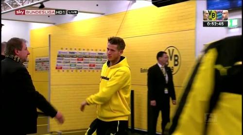 Erik Durm – Dortmund v Bayern 1