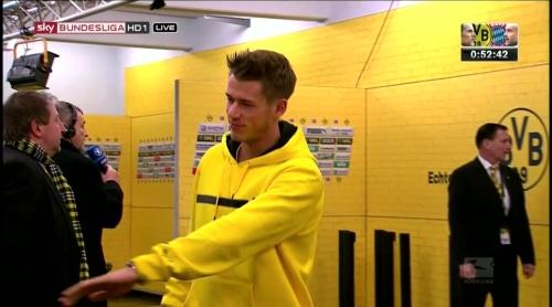 Erik Durm – Dortmund v Bayern 2