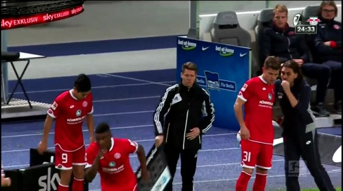 Florian Niederlechner - pre-match show - SCF v RBL 2