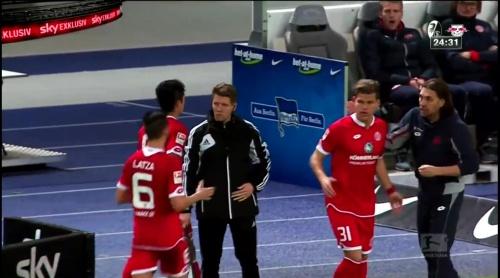 Florian Niederlechner - pre-match show - SCF v RBL 3