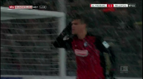 Florian Niederlechner - SCF v RBL 2