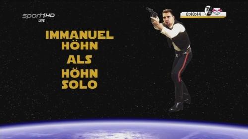 Immanuel Höhn als Höhn Solo