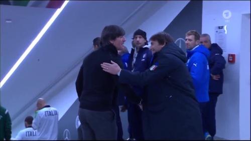 Joachim Löw 1st half – Deutschland v Italien 3
