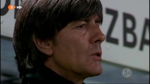 Joachim Löw – Deutschland v England – 1st half 2