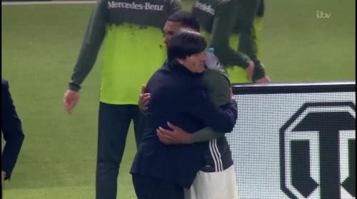 Joachim Löw – Deutschland v England – 2nd half 6
