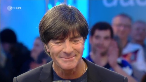 Joachim Löw – Deutschland v England – post-match interview 11