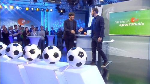 Joachim Löw – Deutschland v England – post-match interview 13