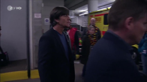 Joachim Löw – Deutschland v England – post-match interview 1