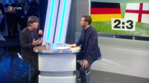 Joachim Löw – Deutschland v England – post-match interview 7