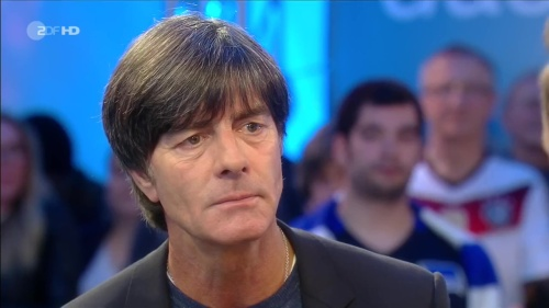 Joachim Löw – Deutschland v England – post-match interview 8