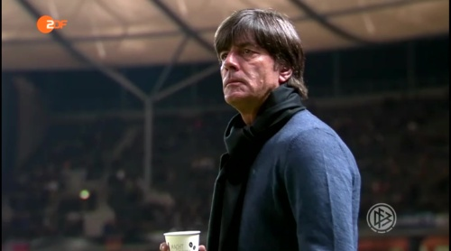 Joachim Löw – Deutschland v England – pre-match show 5