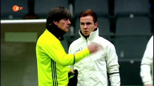 Joachim Löw – Deutschland v England – pre-match show 6