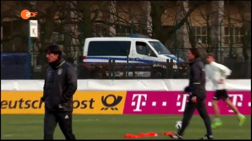 Joachim Löw – Deutschland v England – pre-match show 7