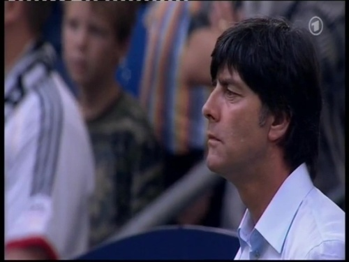 Joachim Löw – Germany v Serbia (2008) 1