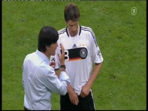 Joachim Löw – Germany v Serbia (2008) 10